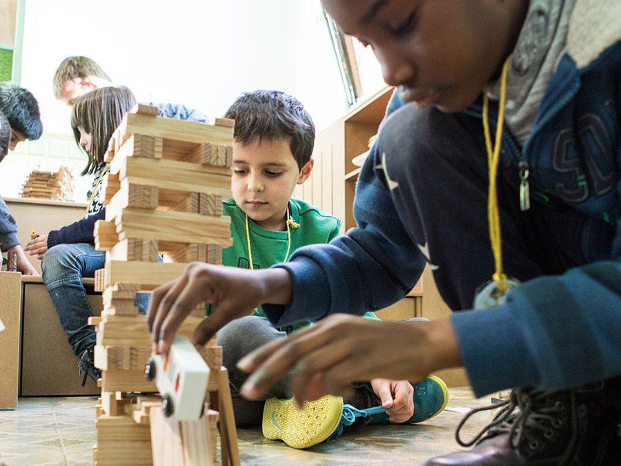 L'aprenentatge cooperatiu a l'Escola de l'Ateneu