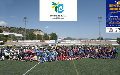 El 1er torneig Nicolau Casaus de Futbol a Igualada